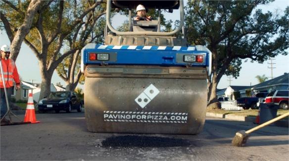 Domino's Fixes Potholes in Pizza Protection Scheme