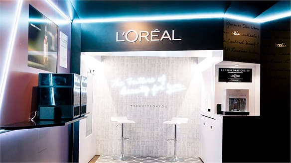 SXSW: L'Oreal Showcases Custom Foundation