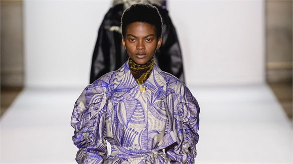 A/W 18/19 Influencer Show: Dries Van Noten