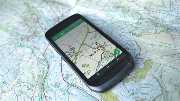 Adventure Branding: Land Rover Creates Outdoor Phone