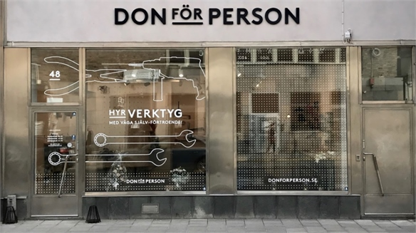 Retail's Sharing Economy: Swedish Shop Rents DIY Tools