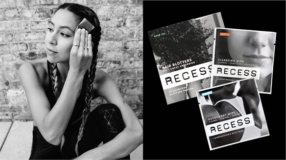 Recess Launches Portable Active Beauty