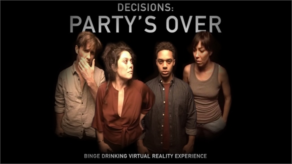 Diageo's Virtual Reality Cautionary Tale