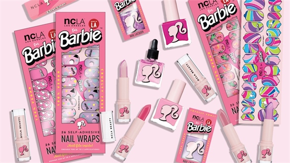 Barbie's Retro Beauty Hits the Shelves