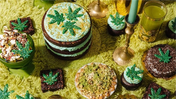 CBD's Popularity Boom: Four Edible Directions
