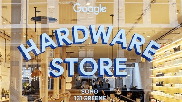 Google Hardware Pop-Ups School Consumers in New Tech
