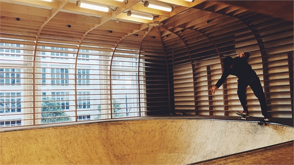 Selfridges Commits to Skate Culture with In-Store Bowl