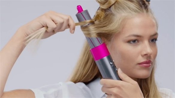 Dyson's Latest Beauty Tool Streamlines Styling