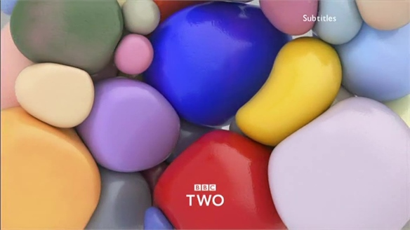 BBC Two Gets a Playful Visual Makeover