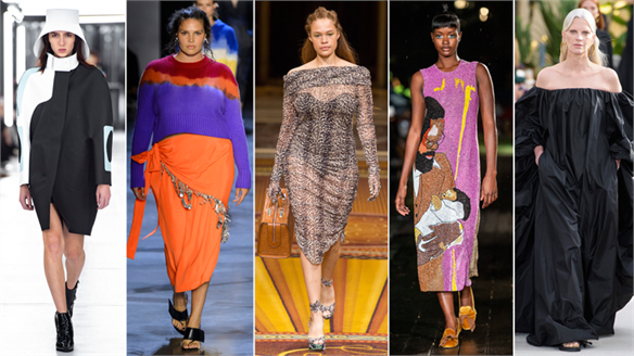 Diversity Makes History on the S/S 19 Catwalks