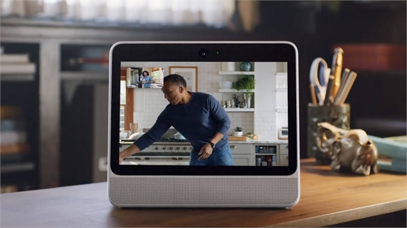 Facebook Launches Its First Video Chat Device: Portal