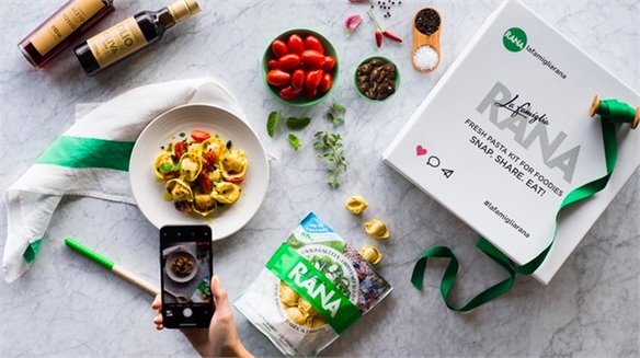 Chef-Curated Made-for-Instagram Meal Kits