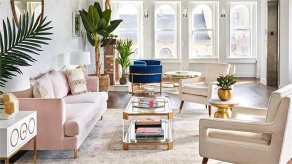 Wayfair Opens Penthouse to Serve Instagram Influencers