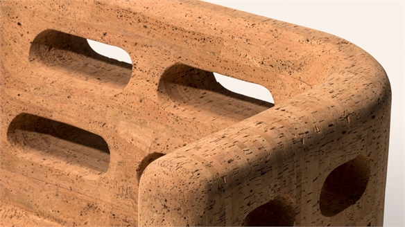Designers Push Cork with Furniture Collection