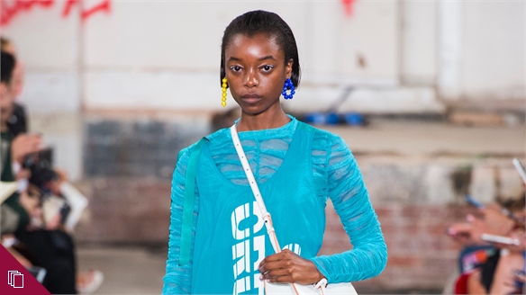 S/S 19 London: Colour Directions