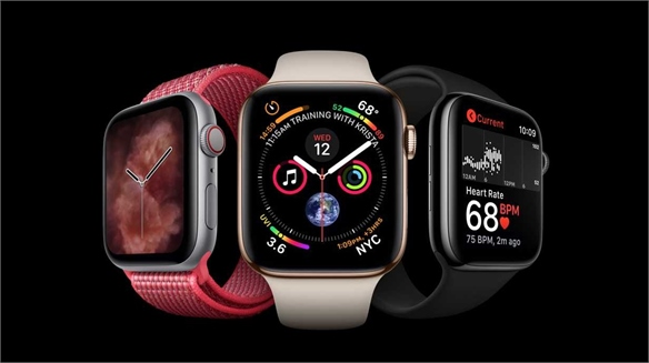 New Apple Watch Brings ECG Tech to the Masses