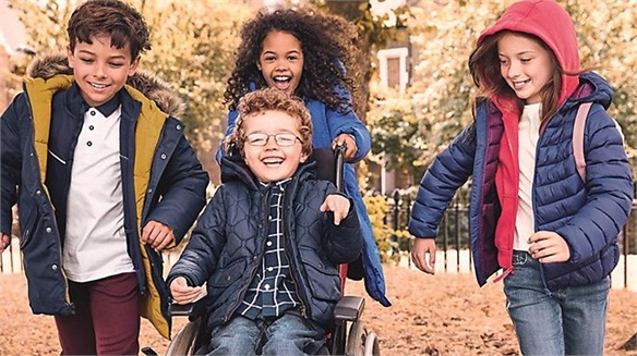 M&S Expands Inclusive Offer with Easy-Dressing Kids' Range