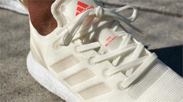 Made to be Remade: Adidas' 100% Recyclable Running Shoe