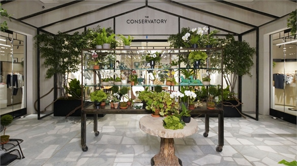 The Conservatory: Physical Store Unlocks Exclusive E-Shop