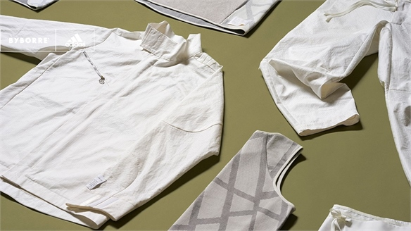 Adidas & ByBorre Launch Sustainable Design Ideology