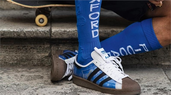 Adidas & Blondey McCoy Celebrate London Skate Culture
