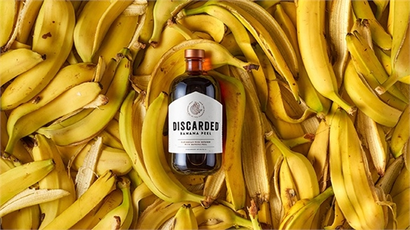 William Grant's Rum Uses Banana Skins