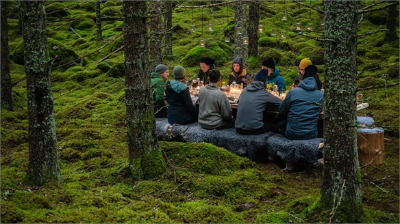 Sweden Offers Country-Wide DIY Wilderness Dining