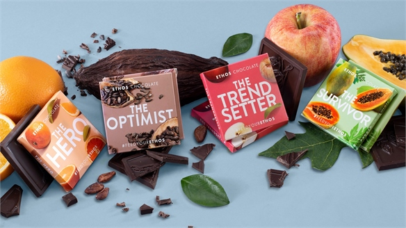 US Chocolate Brand Shouts About Its GMO Credentials