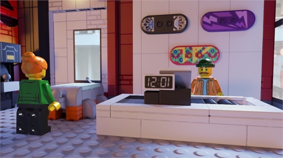 Media Meets Fan-Retail: Lego's AR-Powered Snapchat Pop-Up