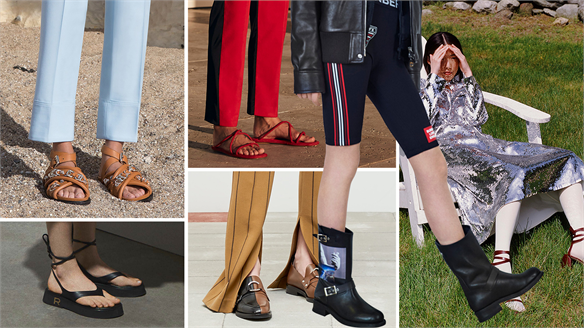 Resort 20: Footwear Edit