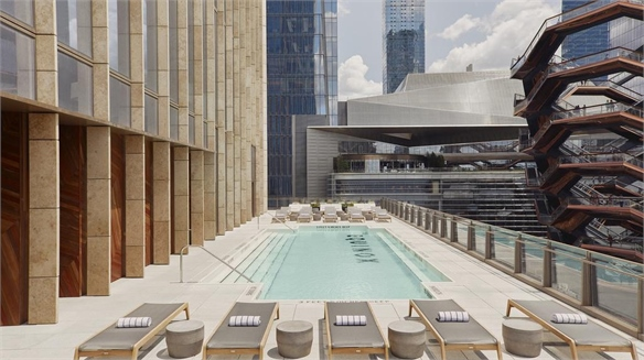 Equinox Fitness Hotel Marries Wellness & Luxury