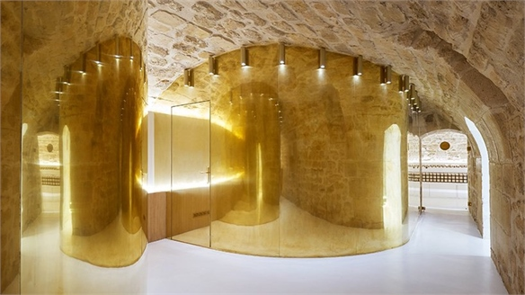 Gold: Crafting Luxury in Retail Spatial Design