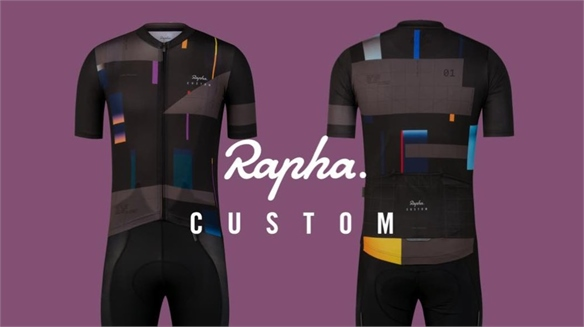 Rapha X Unmade: Custom-Created Cycling Team Kits