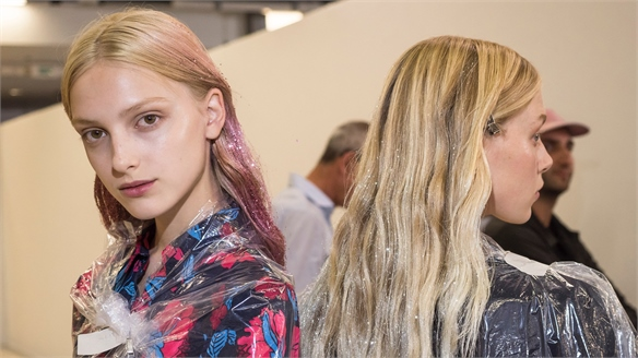 Festival Beauty's Glimmering Hair Dyes