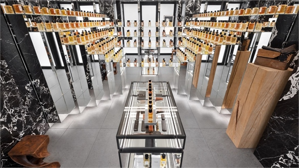 Haute Beauty: Luxury Beauty Flagship Launches, Paris