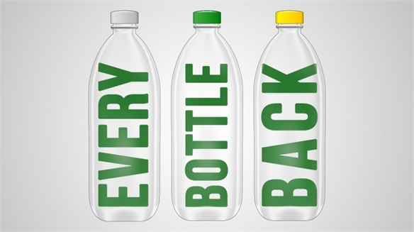 Beverage Giants Launch Fully Recyclable Plastic Bottles