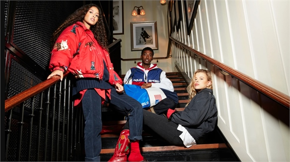 Ralph Lauren x Depop: Pre-Owned Pop-Up Backs Sustainability