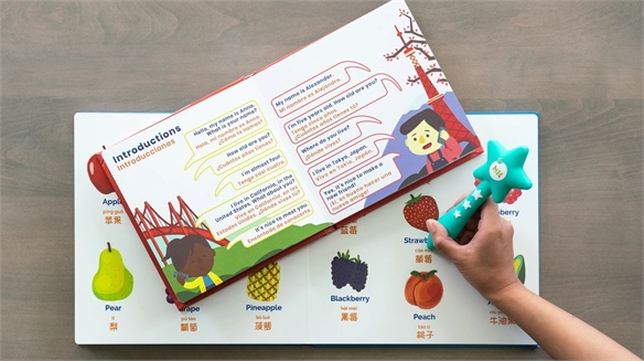 Tech-Boosted Books Teach Kids Language & Empathy