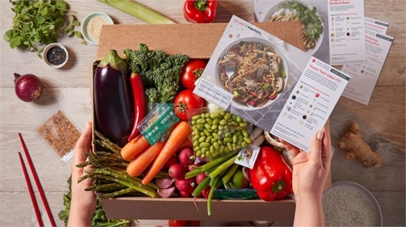Wagamama's New Meal Box Partnership