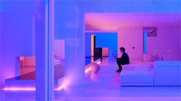 Colour-Infused Spaces Aid Mental Wellbeing