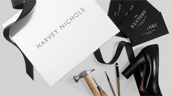 The Restory & Harvey Nichols' Product Revival Package