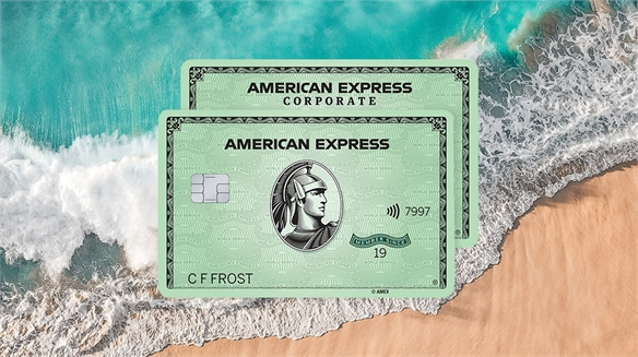 Green Money: AmEx Joins Fight Against Plastic Waste