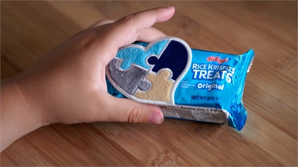 Kellogg's Autism-Sensitive Packaging for Kids