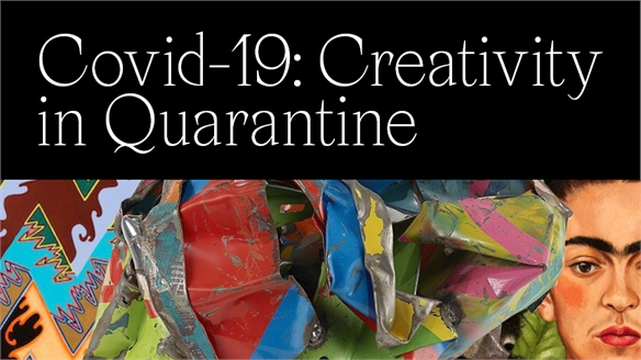 Covid-19: Creativity in Quarantine