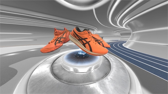 Asics Creates Virtual Innovation Lab for Lockdown Launch