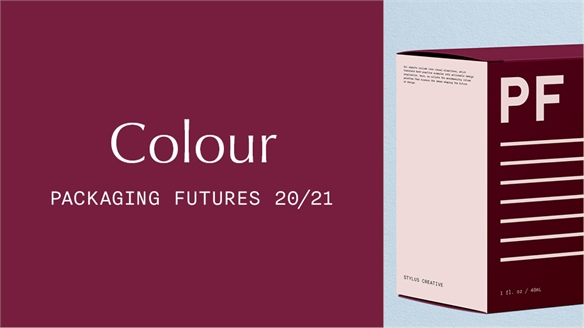 Packaging Futures 20/21: Colour