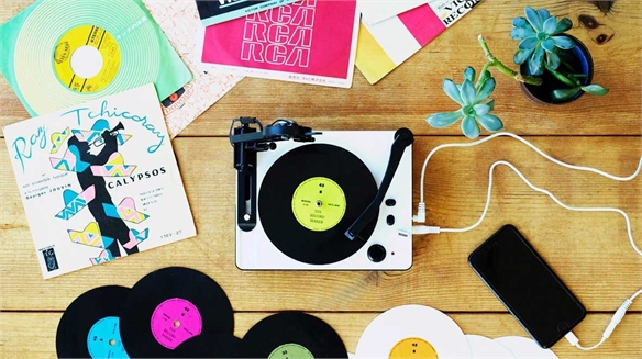 DIY Vinyl Maker Enables Users to Create Records At Home