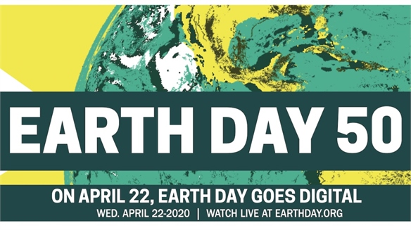 Earth Day Celebrations Flourish Online