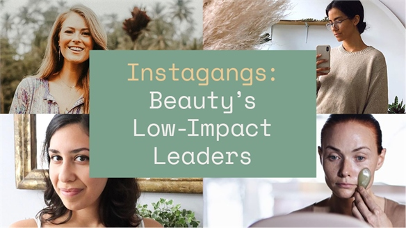 Instagangs: Beauty's Low-Impact Leaders
