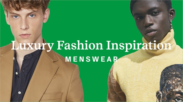 Luxury Fashion Inspiration: Menswear